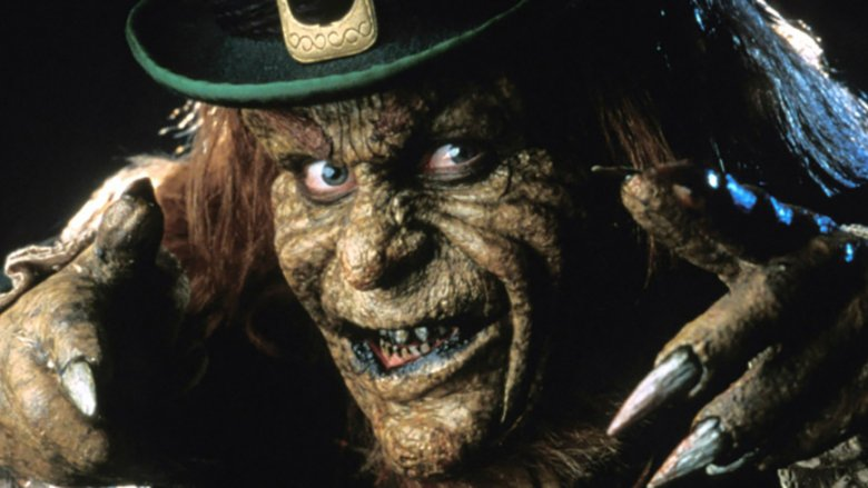 Leprechaun horror movie