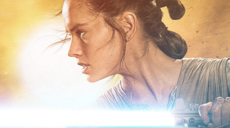 Anakin's Lightsaber Is Officially Rey's
