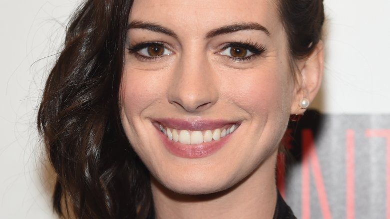Anne Hathaway Just Might Be Our Next Barbie
