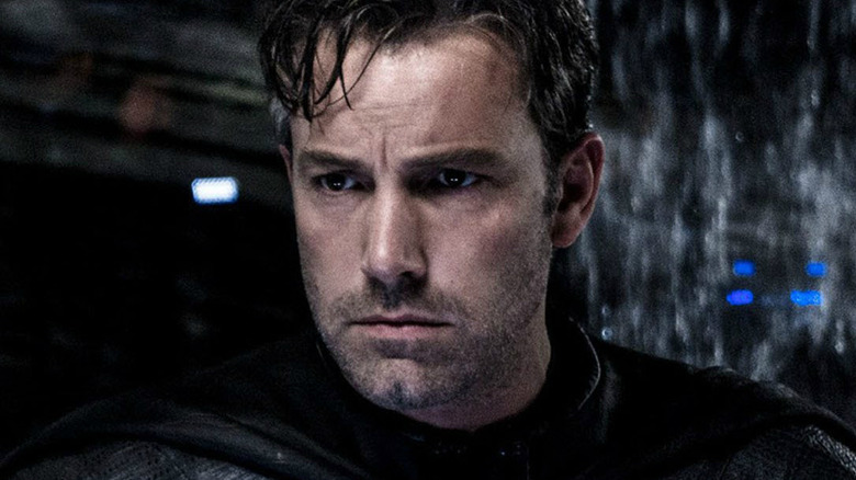ben affleck says justice league has a more traditional