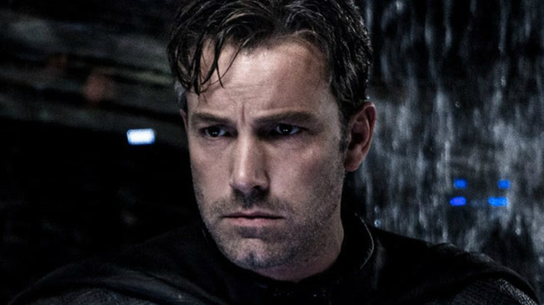 Ben Affleck Wants To Play Batman If It's Good Enough
