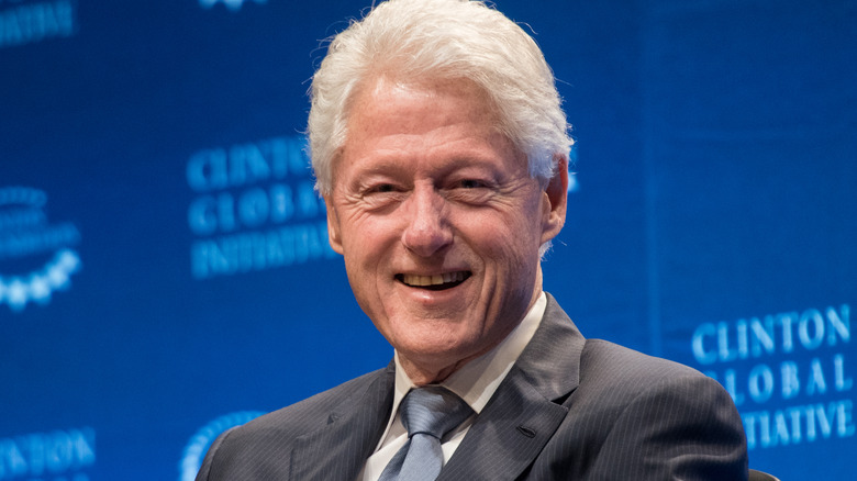 Bill Clinton's New Novel With James Patterson Will Become A TV Series