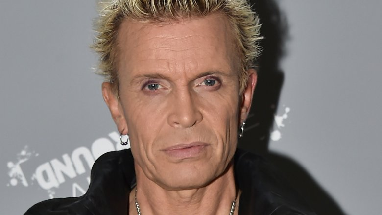 Billy Idol nearly  played the villainous T-1000 in Terminator 2