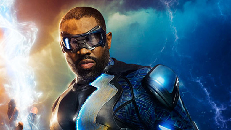 It's electric! The CW sets new year premiere date for Black Lightning
