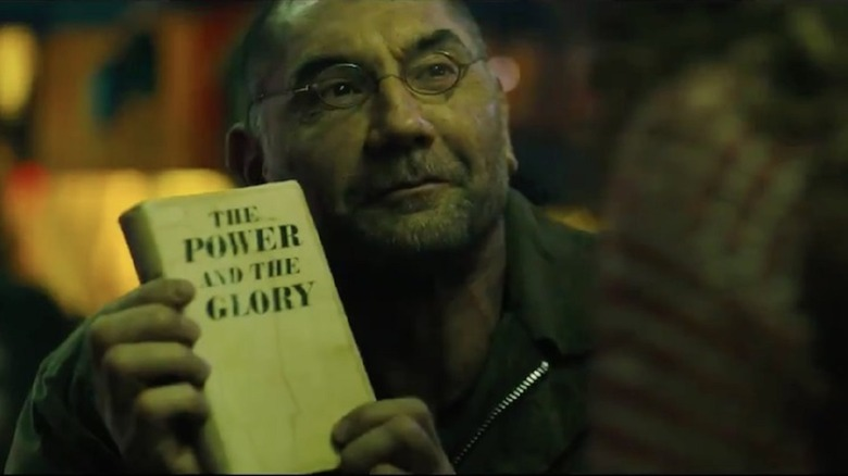 Dave Bautista Revealed As A Replicant In 'Blade Runner 2049' Short