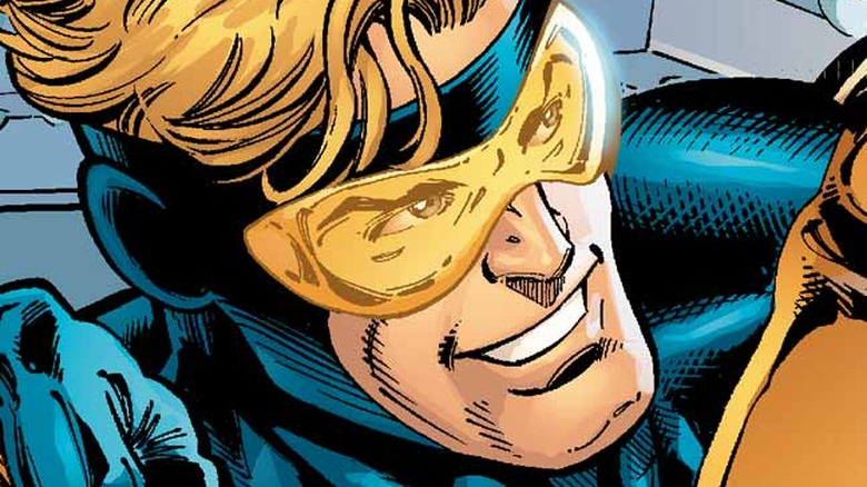 'Booster Gold' Movie Still In Development According To Greg Berlanti