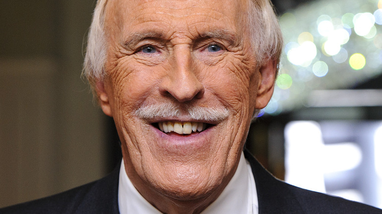 Sir Bruce Forsyth has died