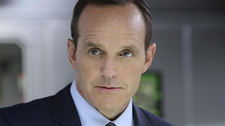 Clark Gregg as Agent Phil Coulson on Marvel's Agents of S.H.I.E.L.D.