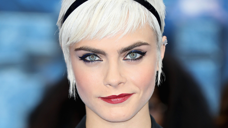 Cara Delevingne Cast Alongside Orlando Bloom in Carnival Row
