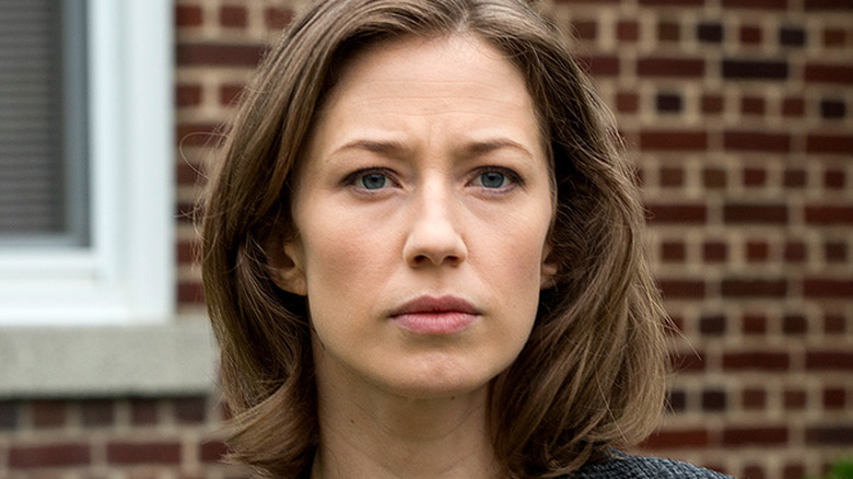 Carrie Coon on The Leftovers