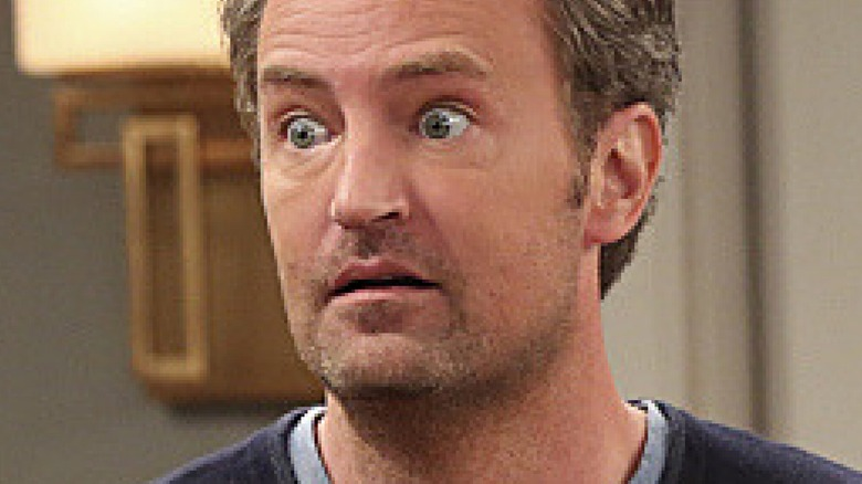 CBS cancels Matthew Perry's The Odd Couple