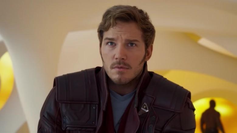 Chris Pratt Explains Star Lord S New Shirt