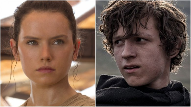 Chaos Walking, starring Daisy Ridley and Tom Holland: first pic