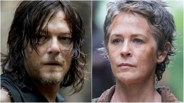 Caryl Reunite in First 'The Walking Dead' Season 8 Photo