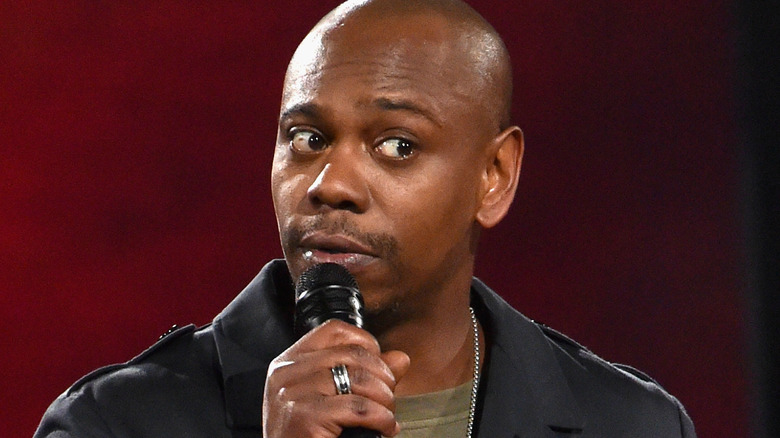 Dave Chappelle Shares Promo For Upcoming Netflix Stand-Up Show