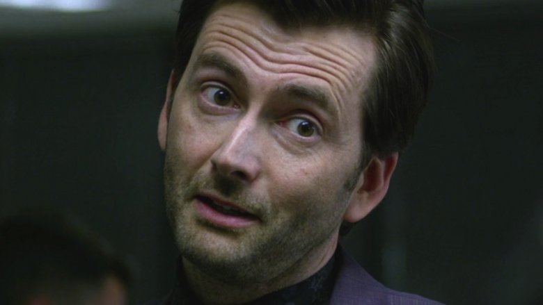 David Tennant Returning for 'Jessica Jones' Season 2