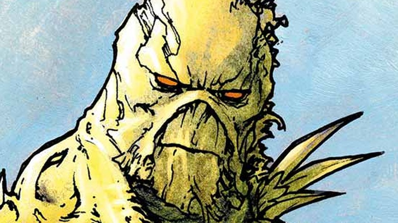 James Wan's Swamp Thing Series Ordered For DC Streaming Service