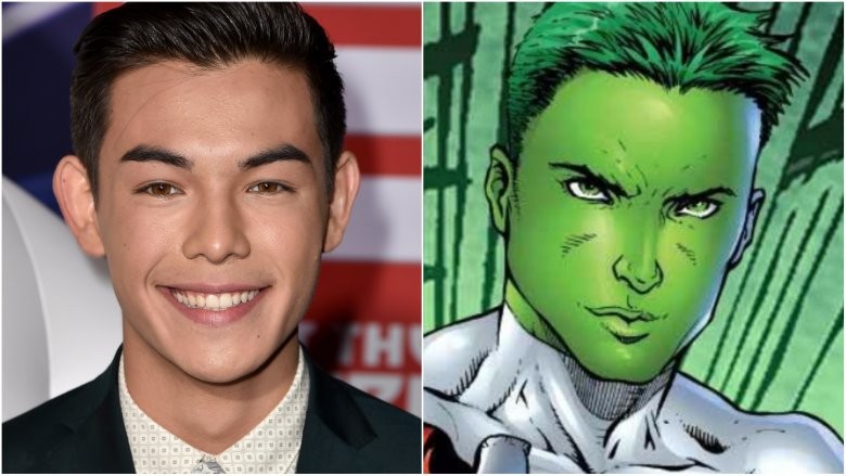 Ryan Potter Cast as Beast Boy in DC's Titans