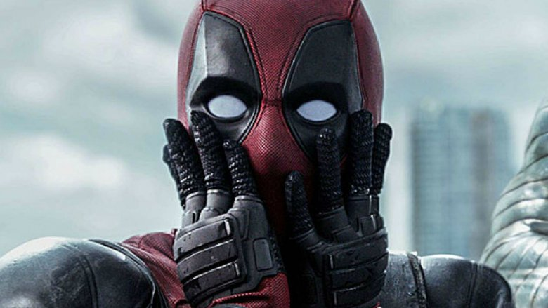 Behind The Scenes of DEADPOOL 2: Full Costumed Reynolds