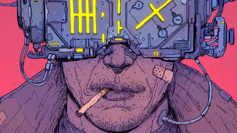 DEADPOOL Director Boards NEUROMANCER Adaptation