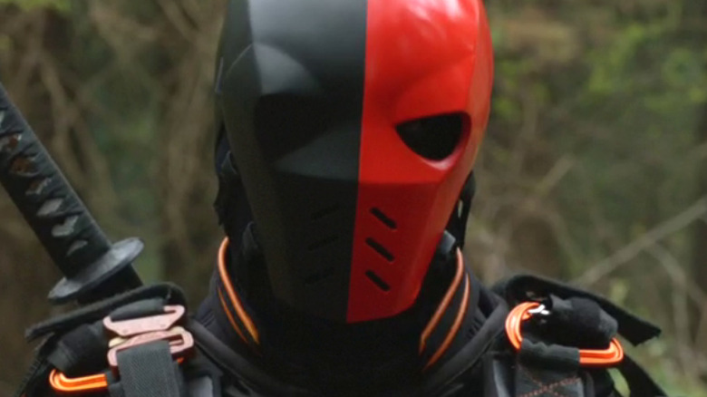 'Arrow' Can't Use Deathstroke Again Right Now