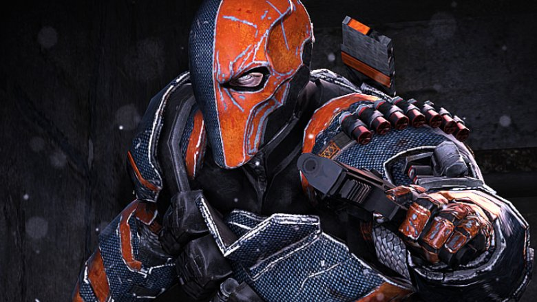 Gareth Evans in talks to direct a stand-alone Deathstroke movie