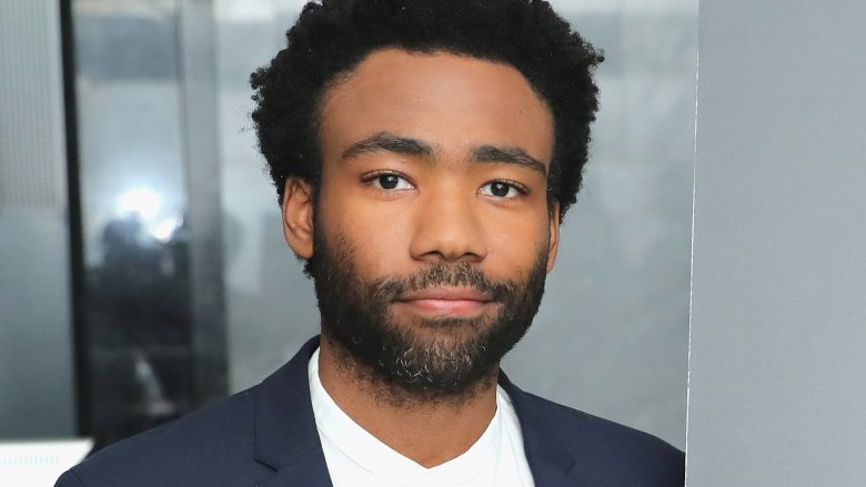 Donald Glover's not interested in being