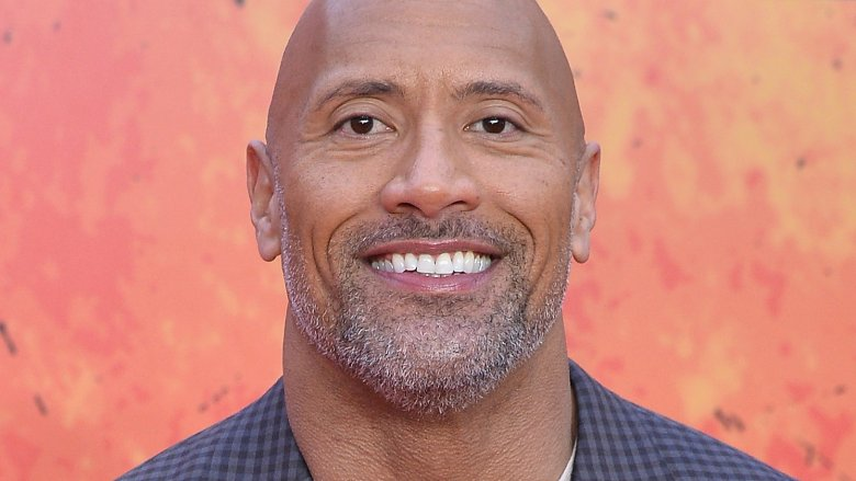 Dwayne Johnson sings, drinks tequila, talks about running for office