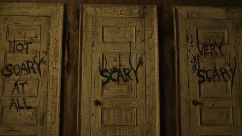 easter eggs you missed in it another easter egg that can be seen around the neibolt house is a bottle that bears the bob gray although pennywise s backstory isn t explored in full