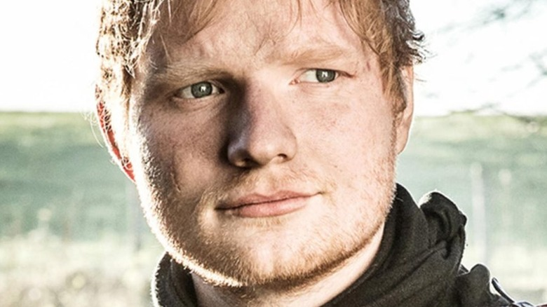 Ed Sheeran talks GoT cameo