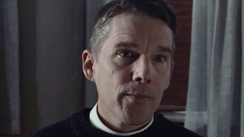 Ethan Hawke is on a ra...
