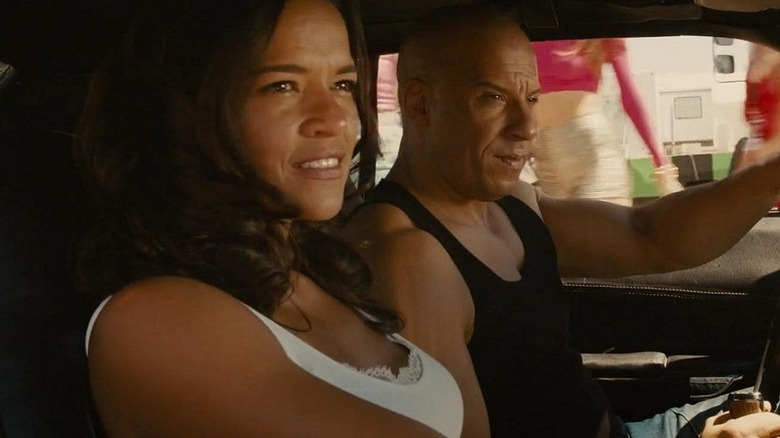 Vin Diesel Shares Fast and Furious 9 Set Video With Michelle Rodriguez