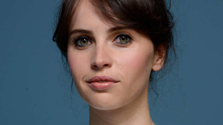 Rogue One's Felicity Jones Will Play Ruth Bader Ginsburg In New Biopic