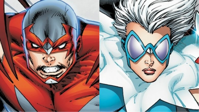 First look at Hawk and Dove in DC's live-action Titans series
