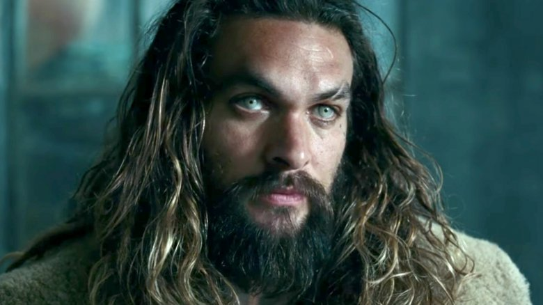 AQUAMAN's First JASON MOMOA Still Surfaces, Film 'Very Different' Than JUSTICE LEAGUE