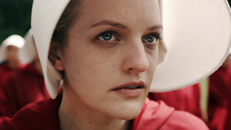 'The Handmaid's Tale' Season 2 Images Show a Bloodied, But Determined, Offred