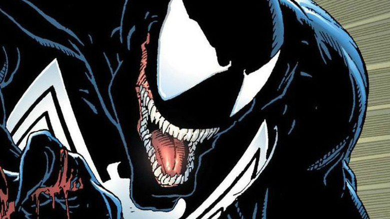 Here's your first look at Tom Hardy as Eddie Brock in 'Venom'
