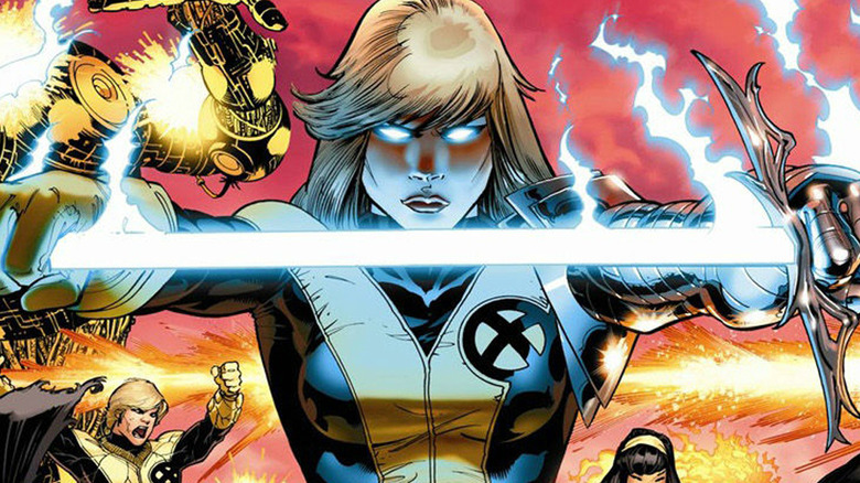 First teaser for New Mutants coming tomorrow