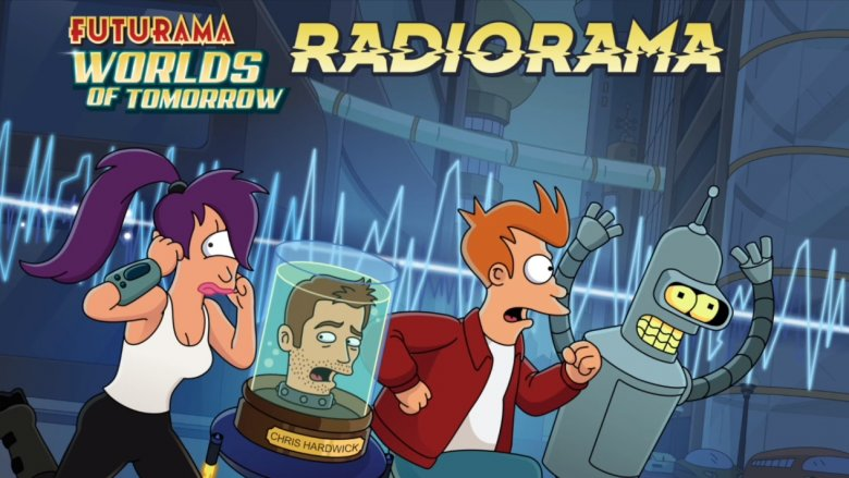 Good news everyone! Futurama is back