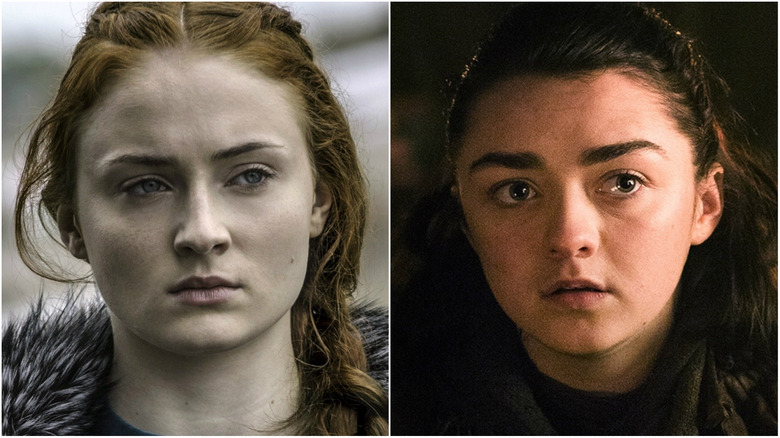 Arya vs. Sansa Is Everything That Is Wrong With 'Game of Thrones'