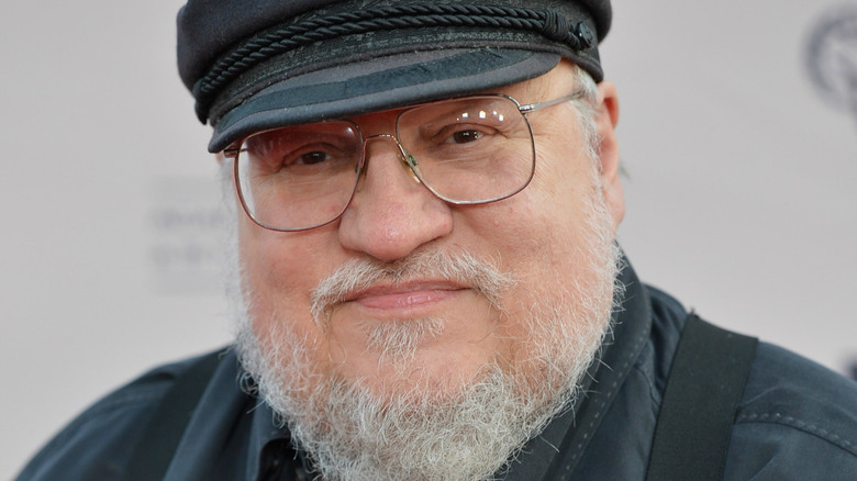 George RR Martin Isn't Watching 'Game of Thrones' Anymore