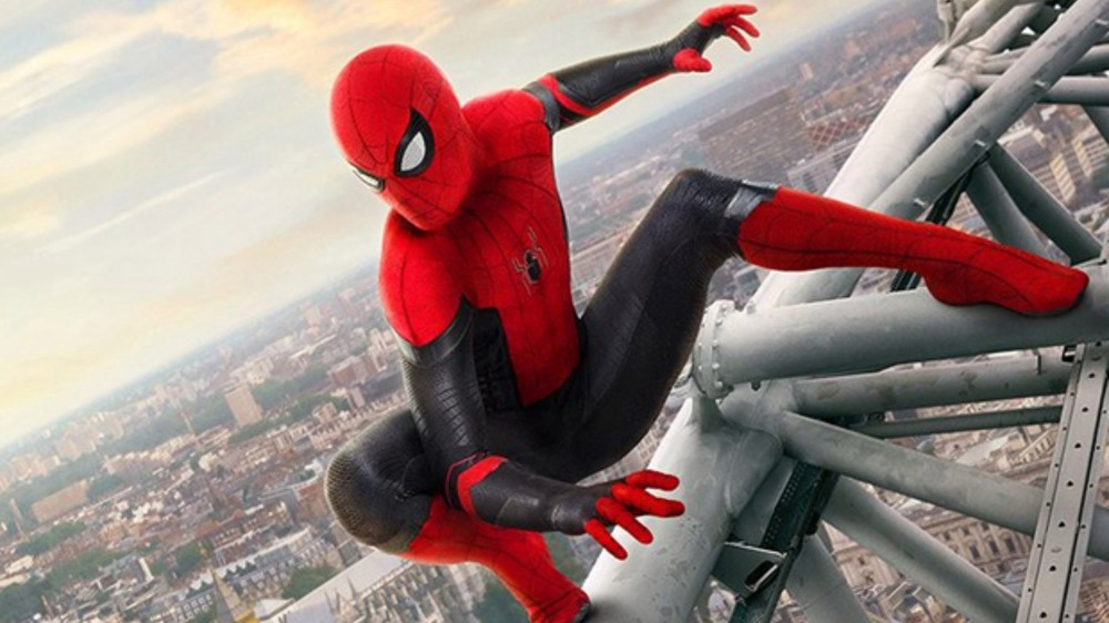 First Look At Tom Holland In Disneyland's Upcoming Spider-Man Ride