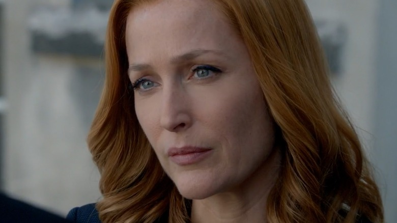 Gillian Anderson is Finished After X-Files Season 11