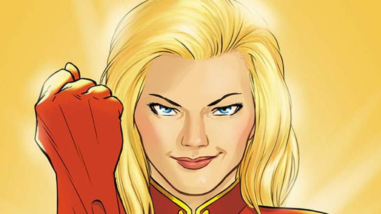 Captain Marvel gets a new screenwriter