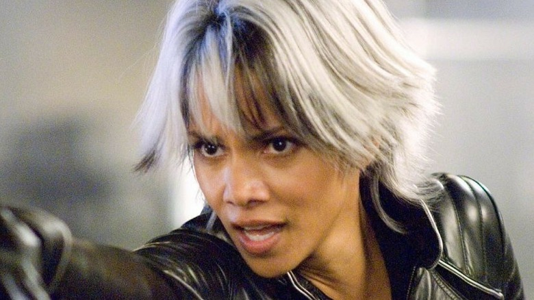 Halle Berry has a mind-blowing secret about X-Men's Storm and Wolverine