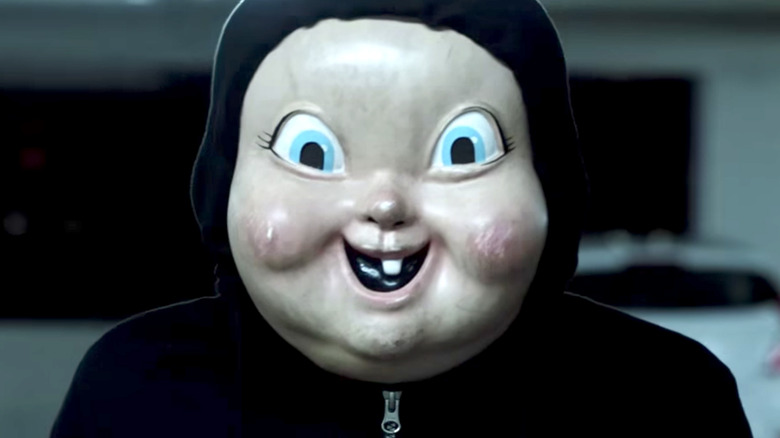 Happy death day key scene shot in just two days happy death day director had two days to shoot big scene over and over stopboris Choice Image