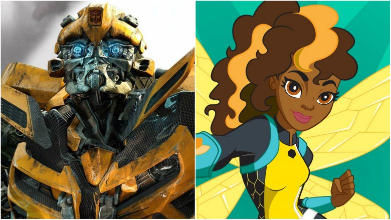 Hasbro is Suing Warner Bros. & DC Over Bumblebee Trademark
