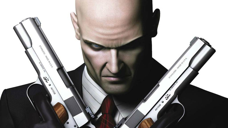 A Hitman TV series and two games are in development