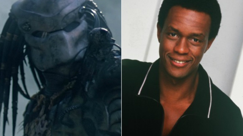 The Predator played by Kevin Peter Hall