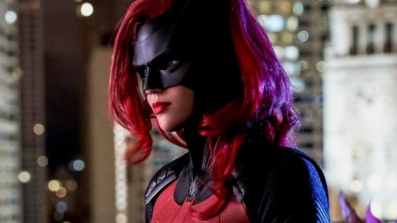 How playing Batwoman landed Ruby Rose in the hospital